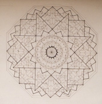 332 - Caleidoscope Variation (Unfinished) (JR) [60x60]